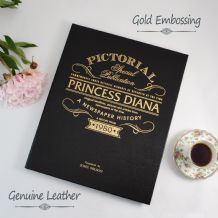 Princess Diana - Pictorial Newspaper Book